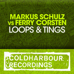 SCHULZ, Markus vs FERRY CORSTEN - Loops & Tings (Front Cover)