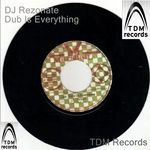 DJ REZONATE - Dub Is Evverything (Front Cover)