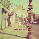 SHE'S THE QUEEN - Talk To Me (remixes) (Front Cover)