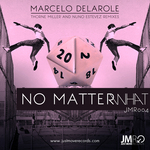 DELAROLE, Marcelo - No Matter What EP (Front Cover)
