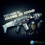 TECHNIKAL - Soldier Of Sound (unmixed tracks) (Front Cover)