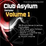 SYLVESTER, Jeremy/CLUB ASYLUM - Club Asylum Sampler Vol 1 (Front Cover)