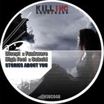 DISEPT/FUNKWARE/HIGH FEEL/SUBSID - Stories About You EP (Front Cover)