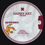 HARRY AXT - Dreams (Front Cover)