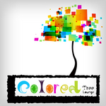 Colored Tree Lounge