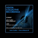 COLLINS, John - Club d'Ellaria EP (Front Cover)