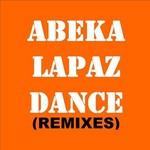 MAJOR NOTES - Abeka Lapaz Dance (remixes) (Front Cover)