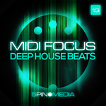 MIDI Focus: Deep House Beats (Sample Pack WAV/MIDI)