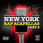 New York Rap Acapellas Vol 2 (Sample Pack WAV/APPLE/LIVE/REASON)