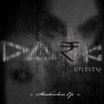 DARK ENTITY - Shadowless (Front Cover)