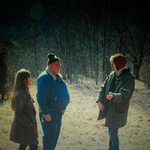 DIRTY PROJECTORS - Swing Lo Magellan (Front Cover)