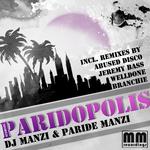 Paridopolis EP