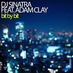 DJ SINATRA feat ADAM CLAY - Bit By Bit (Front Cover)