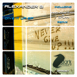 ALEXANDER B - Give It Up EP (Front Cover)