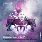 VINAYAK A - Sands Of Goa (Front Cover)