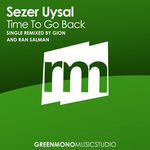 SEZER UYSAL - Time To Go Back (Front Cover)
