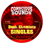 LUTAN FYAH/BUSH CHEMISTS - Singles Vol 1 (Front Cover)