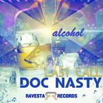 DOC NASTY - Alcohol (Front Cover)