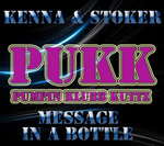 KENNA & STOKER - Message In A Bottle (Front Cover)