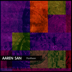 SAN, Aaren - Pantheon (Front Cover)