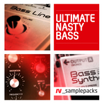 Ultimate Nasty Bass (Sample Pack WAV)