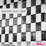 HYPNOTIC DUO - Spin (Front Cover)