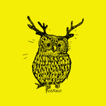 POSTINO - Golden Owl EP (Front Cover)