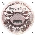 JAMIE 326/BOOGIE NITE - Do The Mickey (Back Cover)