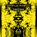 SIMPLE ROBOT - Tibetans (Front Cover)