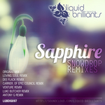 SAPPHIRE - Snowdrop Remixes (Front Cover)