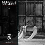 GUERILLA SPEAKERZ - Holla EP (Front Cover)
