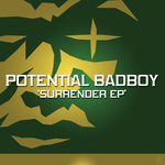 POTENTIAL BADBOY feat YUSH - Surrender EP (Front Cover)