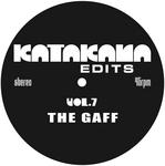 GAFF, The - Katakana Edits Vol 7 (Front Cover)