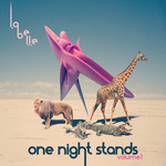 IRRELEVANT CELEBRITIES/MOON RUNNER/FUNBOYS/THE ELRIKS - One Night Stands Vol 1 EP (Front Cover)