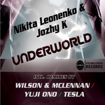LEONENKO, Nikita/JOZHY K - Underworld (Front Cover)