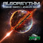 ALGOREYTHM - Cosmic Death (Front Cover)