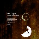 MELOGIK - Orbital Resonance (Front Cover)