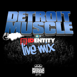 DETROIT MUSCLE - Live At Identity Festival (Front Cover)