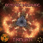 DEMONIAC INSOMNIAC - Trimurti (Front Cover)