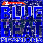 NO 1 STATION - The Blue Beat Sessions (Front Cover)