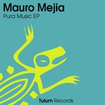 MEJIA, Mauro - Pura Music EP (Front Cover)
