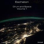 ESCHATON - Drum & Space Volume 1 (Front Cover)