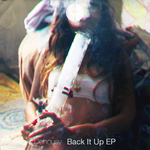 DEHOUSY - Back It Up EP (Front Cover)
