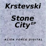 KRSTEVSKI - Stone City EP (Front Cover)