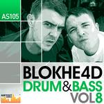 Drum & Bass Vol 8 (Sample Pack WAV/APPLE/LIVE/REASON)
