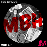 TEE CIRCUS - MBH EP (Front Cover)