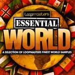Loopmasters: Essentials 15: World (Sample Pack WAV)