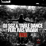 DJ SGZ - Free (Front Cover)