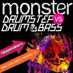 Monster Drumstep vs Drum & Bass (Sample Pack WAV/APPLE/LIVE/REASON)
