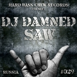 DJ DAMNED - Saw (Front Cover)